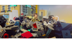 LEGO Dimensions vide?o docteur