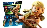 lego dimensions warner bros deballage unboxing fun pack legolas