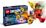 TEST - LEGO Dimensions : faut-il craquer pour le Story Pack The LEGO Batman Movie ?