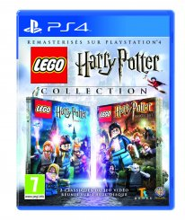 LEGO Harry Potter Collection jaquette