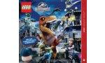 lego jurassic world jouets officialises jeu video precise