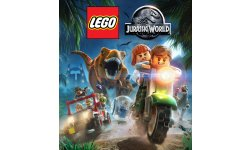 LEGO Jurassic World.