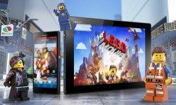 LEGO La Grande Aventure Theme Xperia visuel