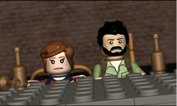 LEGO Last Of Us 2