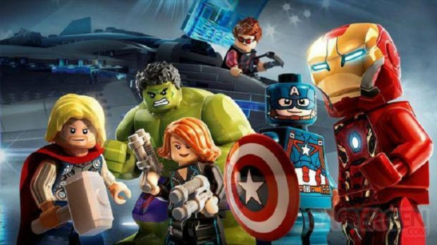 LEGO Marvel Avengers 05 08 2015 head