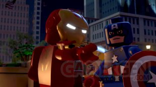 LEGO Marvel's Avengers head