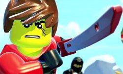 LEGO Ninjago L Ombre de Ronin head 1