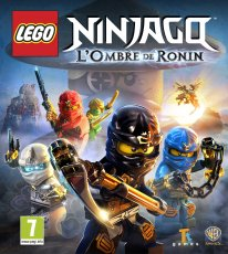 LEGO Ninjago L Ombre de Ronin key art