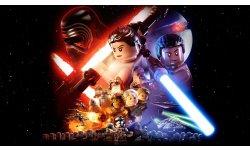 LEGO Star Wars Awakens artwork
