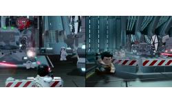 LEGO Star Wars Le Re?veil de la Force mode coop'