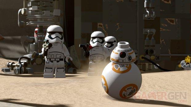 LEGO Star Wars Le Réveil de la Force 02 02 2016 screenshot 1.