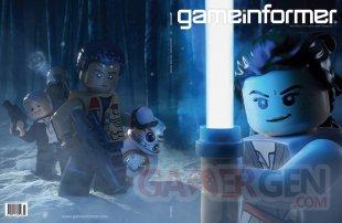 LEGO Star Wars Le Réveil de la Force 06 02 2016 Game Informer cover 1