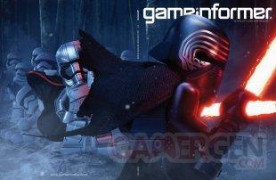 LEGO Star Wars Le Réveil de la Force 06 02 2016 Game Informer cover 2