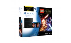 LEGO Star Wars le Réveil de la Force Pack Bundle PS4 Blu Ray Film