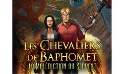 les chevaliers de baphomet 5 la malediction du serpent
