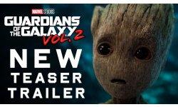 Les Gardiens de la Galaxie Vol 2 – Nouvelle bande annonce   VF
