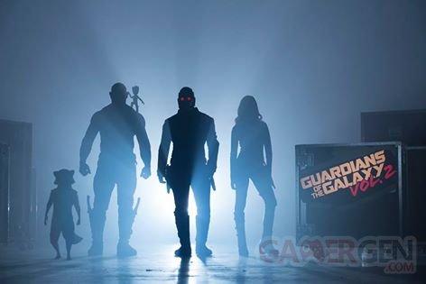 Les Gardiens de la Galaxie Vol. 2 premie?re photo, Disney:Marvel
