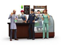 Les Sims 4 Au Travail images screenshots 4