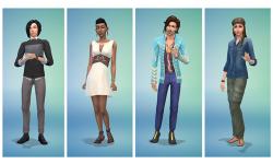 Les Sims 4 genre