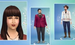Les Sims 4 head