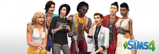 Les Sims4 banner