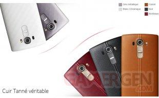 LG G4 coques