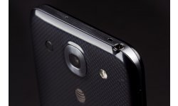 lg optimus g pro back appareil photo