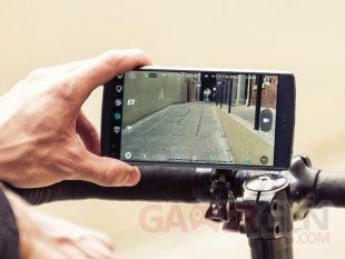 LG V10 vidéos