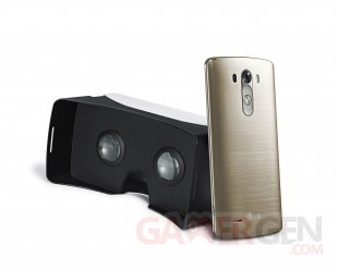 LG VR for G3 casque  (1)