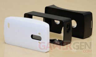 LG VR for G3 casque  (3)