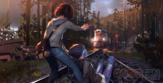 Life is Strange artwork e?pisode 2