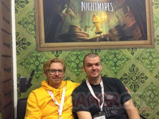 Little Nightmares Andreas Johnsson Dave Mervik