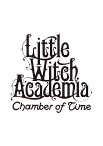 Little Witch Academia Chamber of Time logo