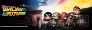 LittleBigPlanet 13 10 2015 Retour vers le Futur 2