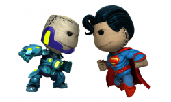 LittleBigPlanet 2 DLC DC Comics images screenshots 2