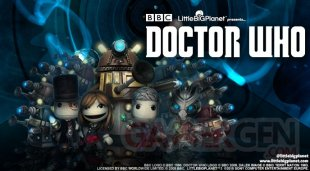 LittleBigPlanet 3 Doctor Who 01 12 2015 art 1