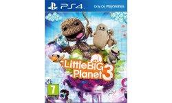 LittleBigPlanet 3 jaquette ps4