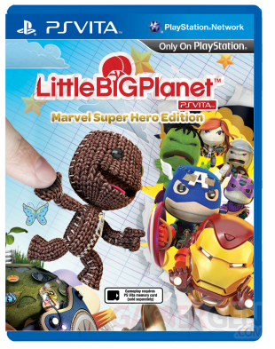 LittleBigPlanet Marvel images screenshots 7