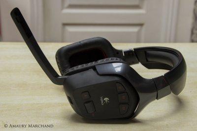 test logitech g930 un casque micro sans fil pour gamers. Black Bedroom Furniture Sets. Home Design Ideas