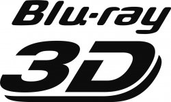 Logo Blu ray 3D