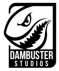 Logo Dambuster Studios.