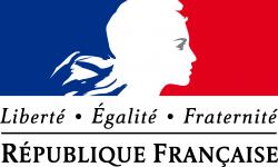 Logo de la République française 1999