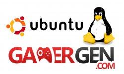 Logo GamerGen Ubuntu Tux
