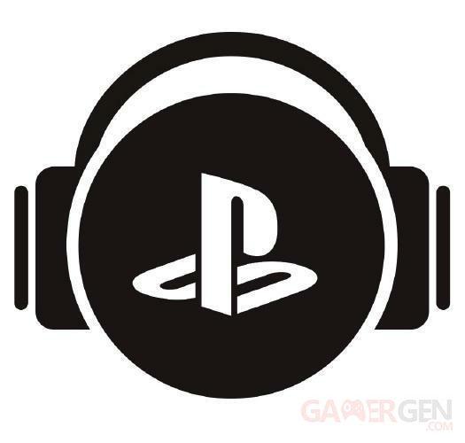logo laystation casque audio