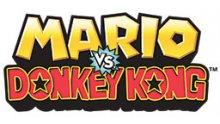 Logo Mario vs Donkey Kong