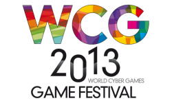 Logo WCG 2013 alone