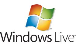 logo Windows Live v web