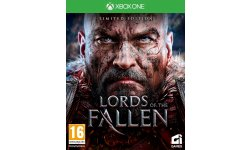 Lords of the fallen jaquette PEGI Xbox One