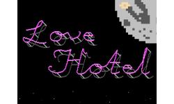 lovehotel logo gamergen indiedelasemaine
