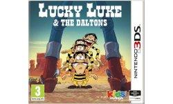 Lucky Luke et les Dalton jaquette